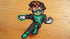 Pixel Art beads Hama mini Batman Super Man Flash Aquaman Wonder Woman Green…