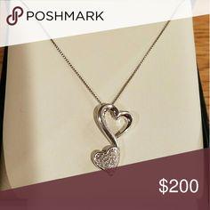 Diamond Necklace Beautiful diamond necklace Jewelry Necklaces