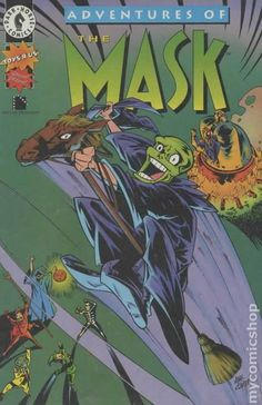 Adventures of the Mask Toys R Us Special Edition (1996) 0 dark horse comics cover