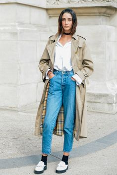 Oui, Oui! Tommy Ton's in Paris - Gallery Slide 1
