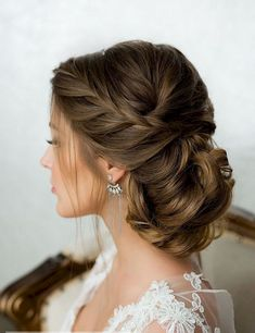 23 Bridal Wedding Hairstyles For Long Hair that will Inspire