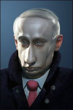 Vladimir Putin (Caricature) ............We are the # 1 Online Sex Toy Retailer of F*cking Machines and Automated Sex Machines, in Stock and Priced to Sell, Shipping the United States and Canada. http://3xtoys.ca/The-Best-Fucking-Machines-And-Automated-Sex-Machines-Today