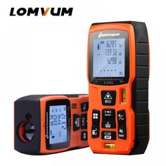 LOMVUM Laser Rangefinder Digital Laser Distance Meter Battery-powered Laser Range Finder Tape Distance Measurer – on Aliexpress Cyber Day, Batterie Rechargeable, 100m, Outlet, Cool Things To Buy, Stuff To Buy, Cool Tools, Band, Google Play