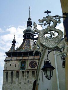 Sighisoara - Birthplace of Vlad Tepes Dracula