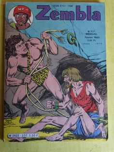 ZEMBLA N°337 1983 BD