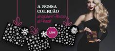 Deixe-se encantar neste natal pela magia dos flocos! Poderá encontrar a nossa colecção de stickers de natal em: http://biucosmetics.pt/index.php/natal.html Visite-nos já! #natal #Biucosmetics #flocos #stickers