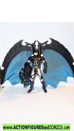 batman forever SOLAR SHIELD BATMAN movie action figures kenner hasbro toys