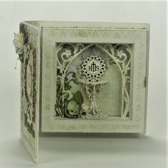 Shadow box Book of Holu Communion