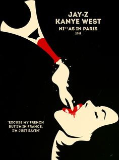 JAY-Z ft. KANYE WEST - NI**AS IN PARIS - 2011