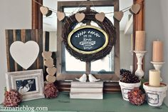 DIY Valentines Day Decor -