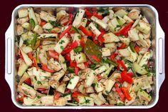Uma das saladas mais gostosas para você usar como acompanhamento!