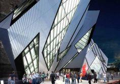 Royal Ontario Museum : TorontoArchitecture