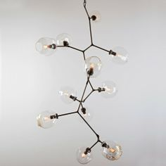 Branching Series, 11-Bubble Chandelier