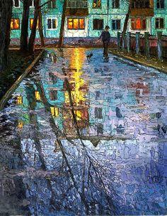 S. Sovkov. After Rain