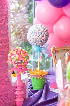 Photo 22 of 332: SWEET SHOP YUMMILAND CANDYLAND / Birthday McKennas Candyland | Catch My Party