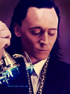 Loki, no! There is no one else! I have never looked at another man since the day you found me...