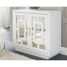 Shop Walentin Accent Cabinet - On Sale - Free Shipping Today - Overstock - 20892576