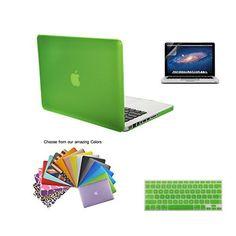 """MacBook Pro 13"""" Case TECOOL® 3 in 1 Ultra Slim Multi Colo…"""