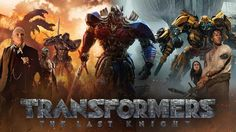 Transformers: The Last Knight - New International Trailer - Paramount Pictures added to Trailer Planet on July 2017 Hollywood Trailer, New Hollywood Movies, Josh Duhamel, Optimus Prime, Film Transformers, Michael Bay, Last Knights, Anthony Hopkins, Mark Wahlberg
