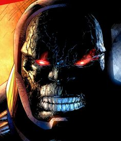 ✭ Darkseid by Jim Lee, Scott Williams, Alex Sinclair, and Gabe Eltaeb Colorists