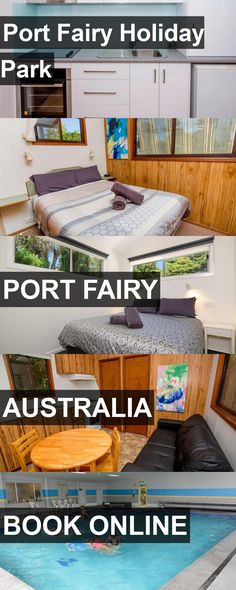 Hotel Port Fairy Holiday Park in Port Fairy, Australia. For more information, photos, reviews and best prices please follow the link. #Australia #PortFairy #travel #vacation #hotel