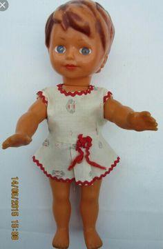 Retro Toys, Dolls, Summer Dresses, Disney Princess, Disney Characters, Vintage, Fashion, Nostalgia, Baby Dolls