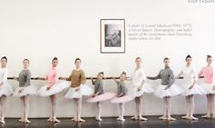 love the j crew ballet inspired photo shoot {tutus and cashmere}