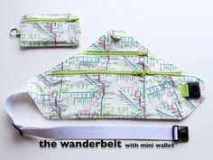 The Wanderbelt is a travel money belt especially designed for women. See how it works! #TravelGearForWomen www.wanderwave.com