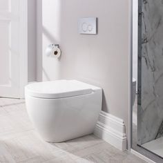 Bauhaus Stream II Back To Wall WC setting