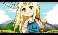 story of seasons art Harvest Moon Fomt, Harvest Games, Rune Factory, Childhood Games, Cute Stories, Moon Lovers, Posca, My Hero Academia Manga, Blue Moon