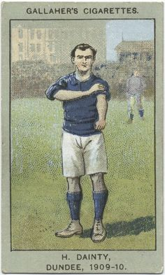 Dainty, Dundee, From New York Public Library Digital Collections. Sports Baseball, Soccer, Dundee United, Bristol Rovers, Image Foot, New York Public Library, Old Skool, Football Players, Athletics