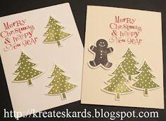 KreatesKards: Scentsational Season Bundle And Card Samples Day 1