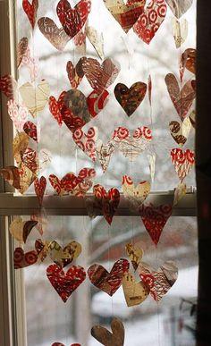 Hearts via - Ana Rosa