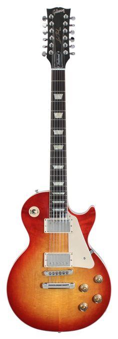 Gibson Les Paul Traditional 12-String Heritage Cherry Sunburst