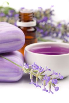 Lavender:  How to Make Your Own #Lavender Oil ~ Simply Green & Healthy.