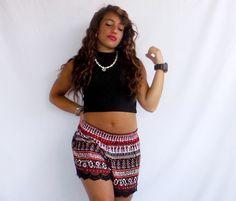 Tally Weijl: Boho Shorts #kissmylook