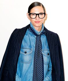 Jenna Lyons Doesn't Think French Style Is So Different From Ours #refinery29 http://www.refinery29.com/2015/03/83452/jcrew-paris-store