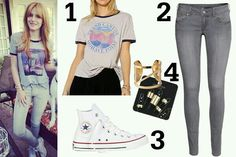 Bella Thorne style steal