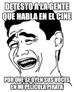 Mientras tanto en el cine :D