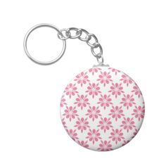 A girly pink and white flower pattern. Perfect for the stylish teen girl!