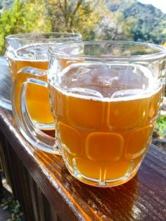 Fermented Nettle Tea - Nutritious and probiotic