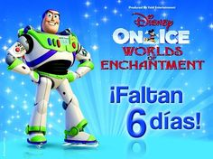 En 6 días podrás ayudar a #Woody, #Jessie  y #Buzz a salir de la guardería. ¡Solo faltan 6 días para que dé inicio el show favorito de #PuertoRico! Disney On Ice​. Visita DisneyOnIce.com.pr  @ticketpop #disney #disneyonice #skating #puertorico #sanjuan #family #kids #children #fun #happy #onsale #ticketpop