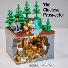 The Clueless Prospector Effective Images We Have About Pokemon Lego Party . Minifigura Lego, Lego Craft, Lego Kai, Lego Design, Lego Friends, Lego Sets, Construction Lego, Micro Lego, Amazing Lego Creations
