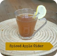 Spiced Apple Cider by claireabellemakes (maybe use some wholr cloves stuck in an orange and leave out lemon?enough pinning cider recipes) Spiced Apple Cider, Spiced Apples, Bonfire Cake, Guy Fawkes Night, Giant Marshmallows, Bonfire Night, Winter Drinks, Cupcake Cakes, Cupcakes