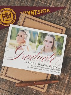 43 best graduation invites announcements thank yous images on