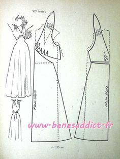 Lingerie Patterns, Sewing Lingerie, Dress Sewing Patterns, Vintage Sewing Patterns, Clothing Patterns, Fabric Sewing, Skirt Patterns, Blouse Patterns, Lace Lingerie