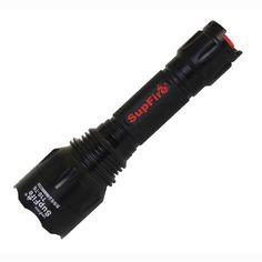 900 lumens flashlight CREE XML T6 LED flash-light   Buy Flashlight on FlashlightShot.com