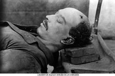 Aquiles Serdan -Revolución Mexicana Morgue Photos, Post Mortem Pictures, Mexican Revolution, Pancho Villa, Post Mortem Photography, Baja California, The Darkest, Old Things, Death