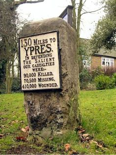 Rear Of A Milestone Shooters Hill London