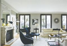 A PARISIAN APARTMENT by Sarah Lavoine
